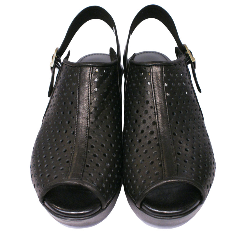 FIZZ REEN フィズリーン 80013 ブラック【会員登録で送料無料&ポイント10%!】 魅せるデザインと歩きやすく痛くならない信頼の日本製レディースシューズ・ブランド EEEE幅ゆったりで厚めソールが気持ちいいサンダルです