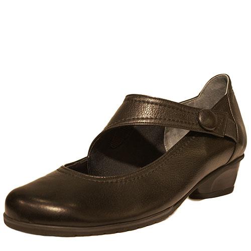 Put's プッツ 10841  ブラック【会員登録で送料無料&ポイント10%!】 Put'sは足もとと人を美しくするレディースシューズ・ブランド ゆったり幅のEEE