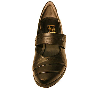 FIZZ REEN フィズリーン 5244 ブラック 魅せるデザインと歩きやすく痛くならない信頼の日本製レディースシューズ・ブランド