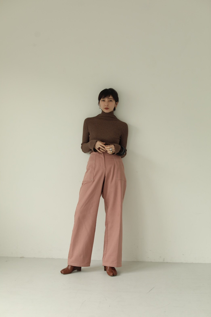 TODAYFUL Twill Wide Pants 11920713<STRONG><FONT color=#ff0033> 50%OFF!!</FONT></STRONG>