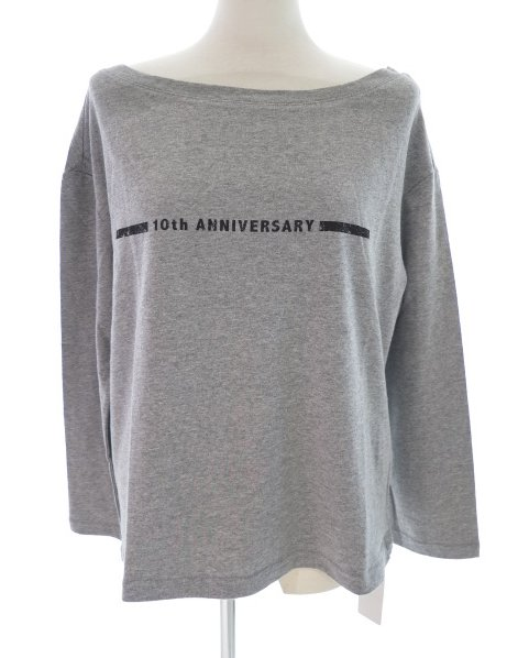 COCO DEAL AnniversaryロゴロングTシャツ 78621228<STRONG><FONT color=#ff0033>50%OFF!!</FONT></STRONG>