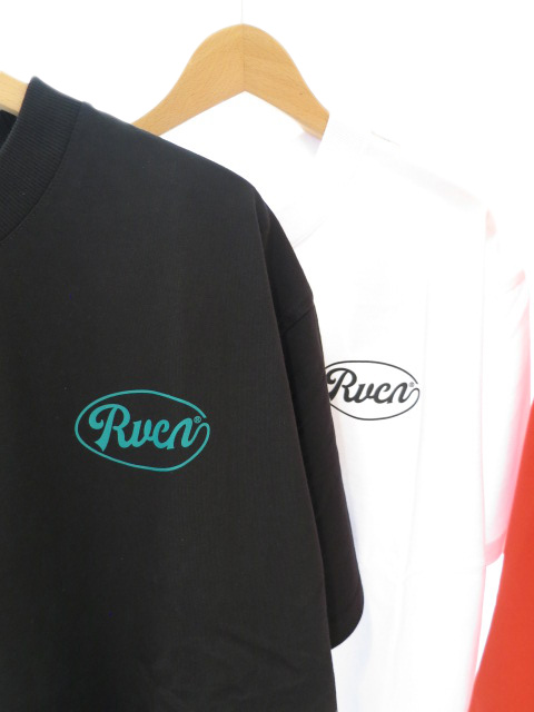 """<strong><font color=""""#ff0033"""">30%OFF!!</font></strong>RVCA メンズ 丸ロゴTシャツ BB041251"""