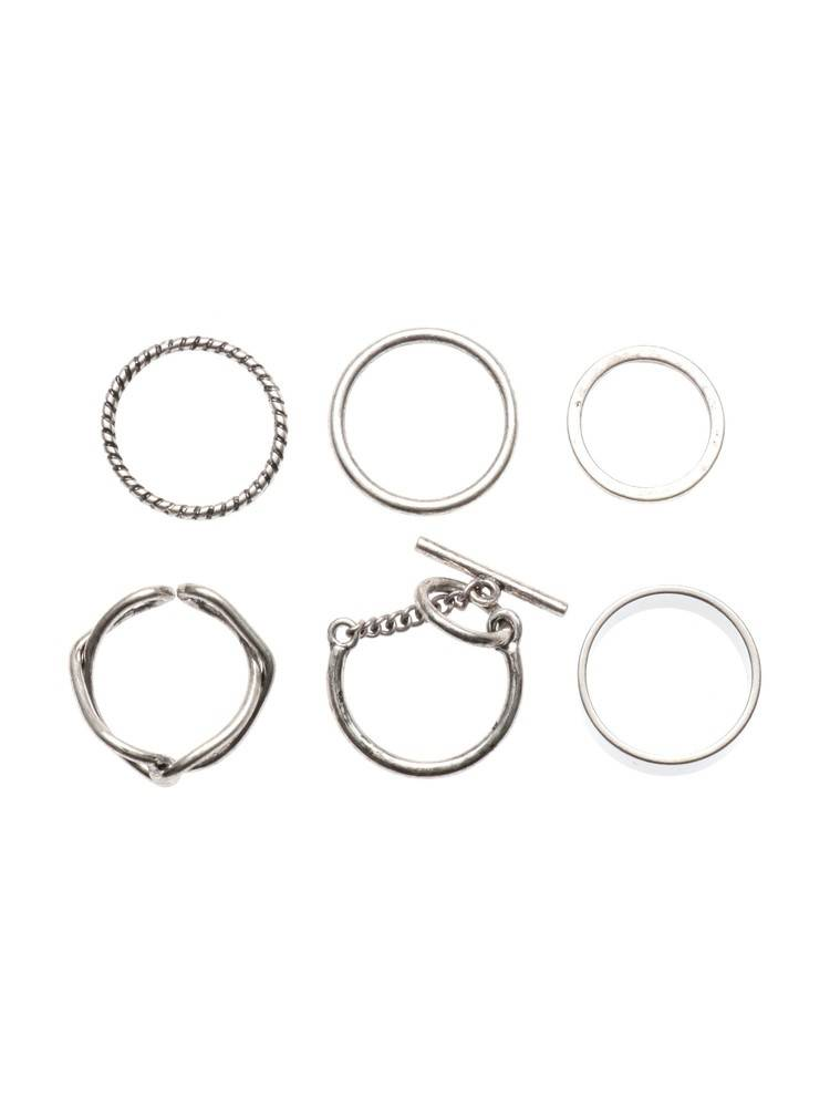 GYDA simple 6set ring 0719609410