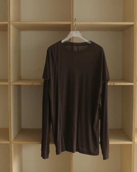 TODAYFUL Sheer Tuck Longtshirts 予約 12110615