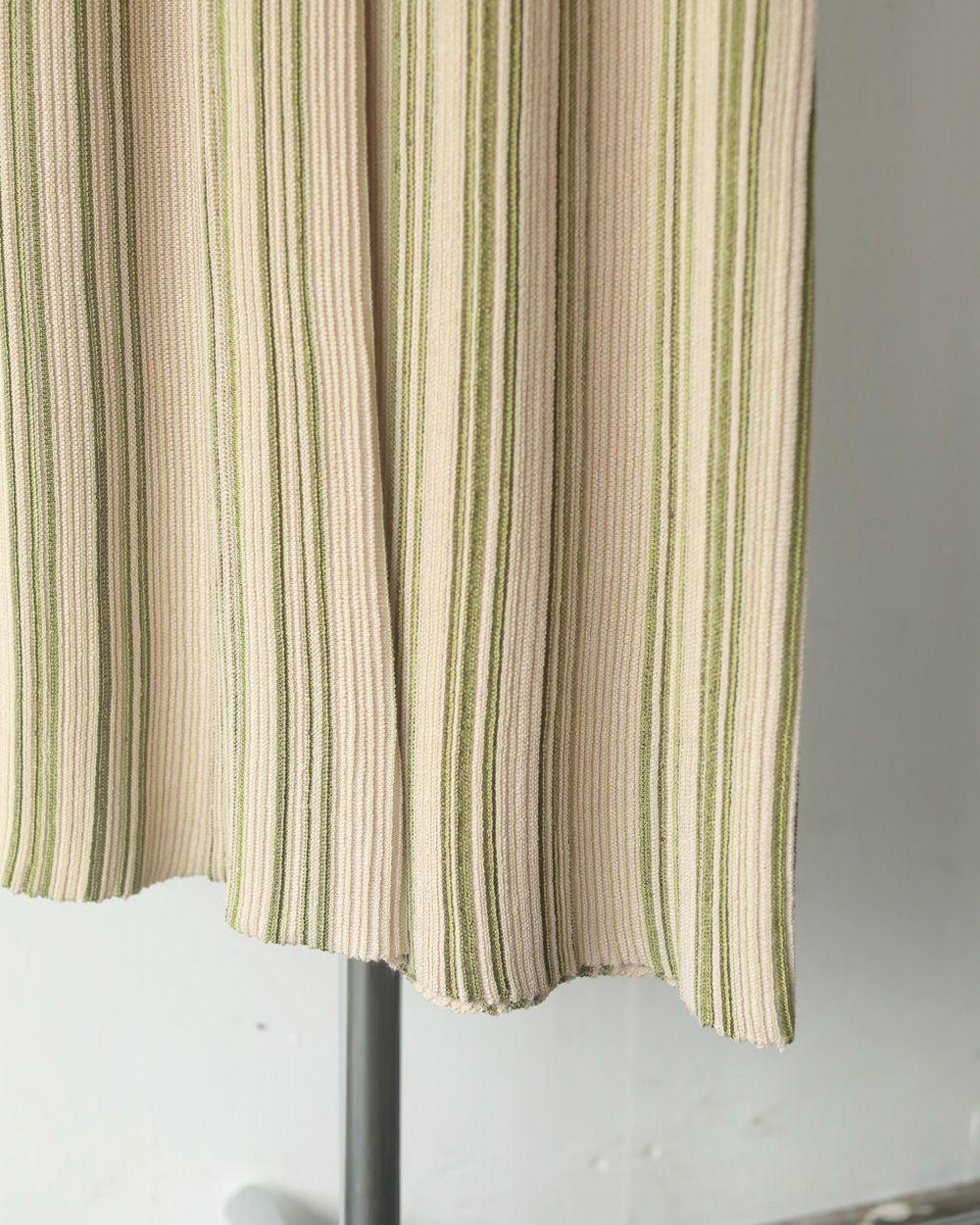TODAYFUL Stripe Knit Leggings 予約 12110706