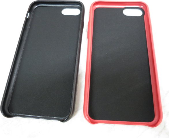 """<strong><font color=""""#ff0033"""">30%OFF!!</font></strong>GUESS iphoneケース 7&8用 トライアングルロゴ小 GUHCI8PUPTWOR"""