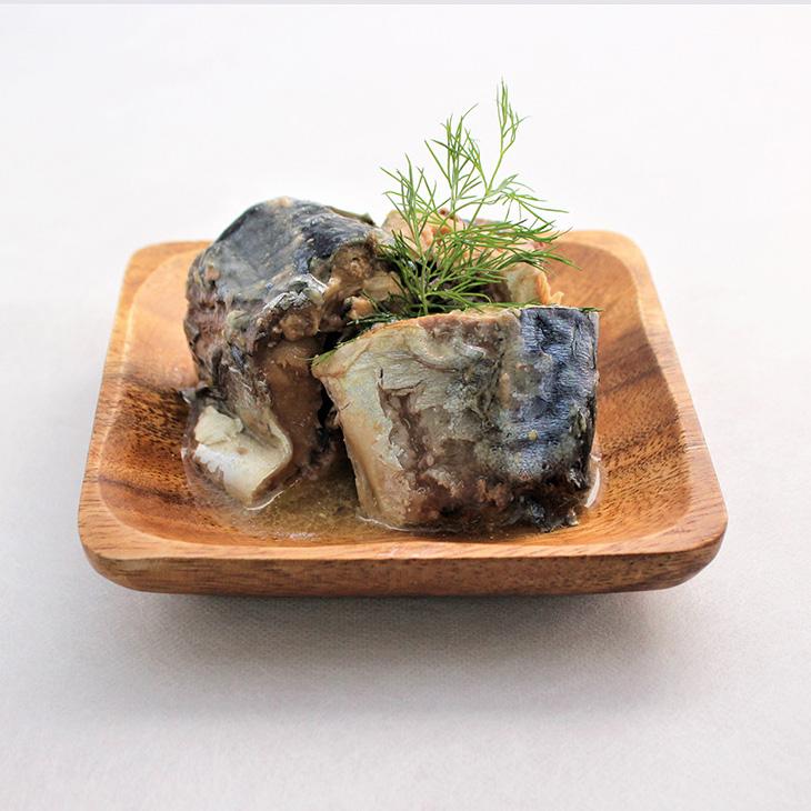 1660 【送料無料・24缶入り】寒さば 木頭ゆず水煮セット
