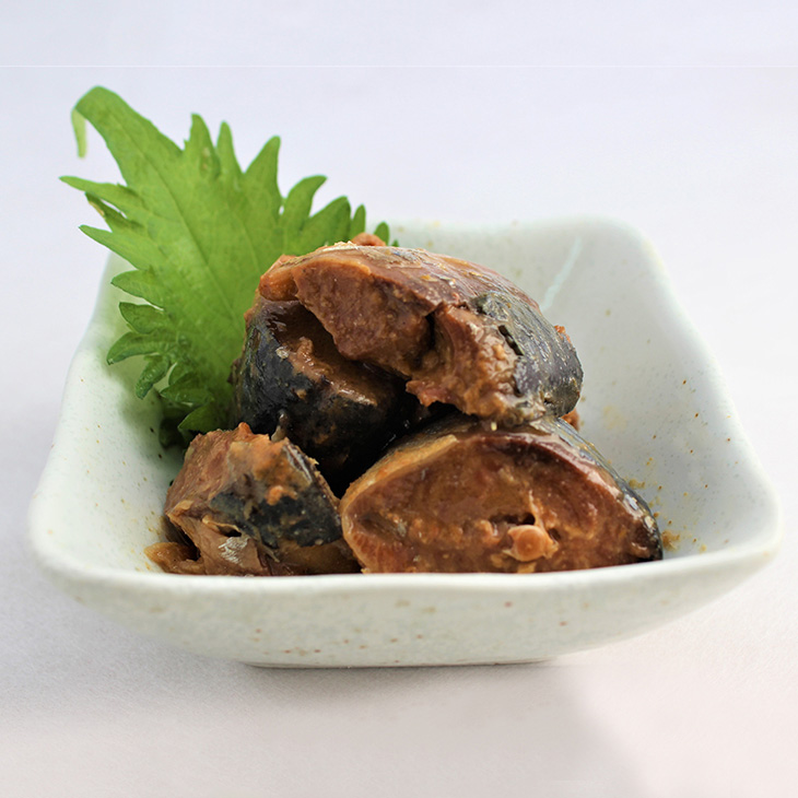 1658 【送料無料・24缶入り】寒さば 木頭ゆずみそ煮セット