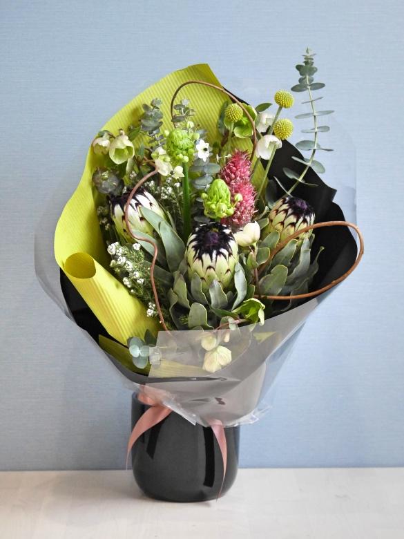 お祝い花束M