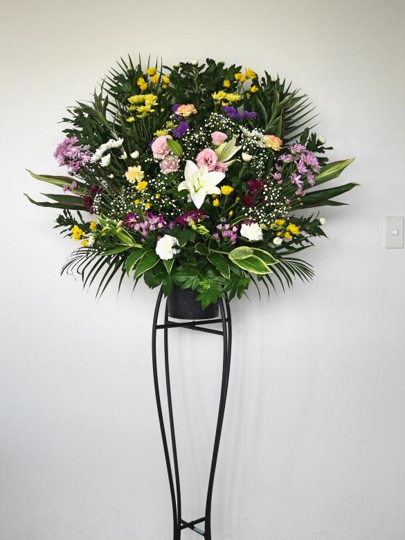 お供えスタンド花S
