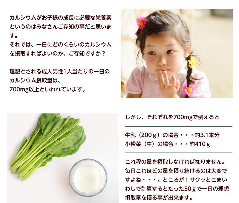 サクッとごまいわし250g 【メール便・送料無料】