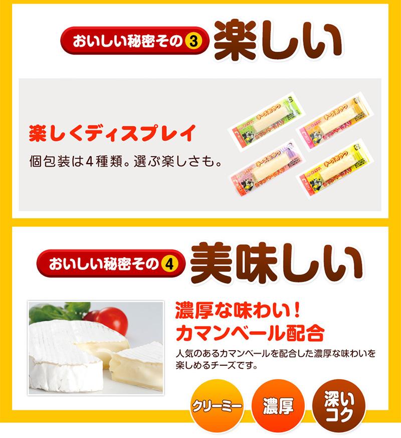 300gチーズおやつカマンベール入り 【メール便・送料無料】