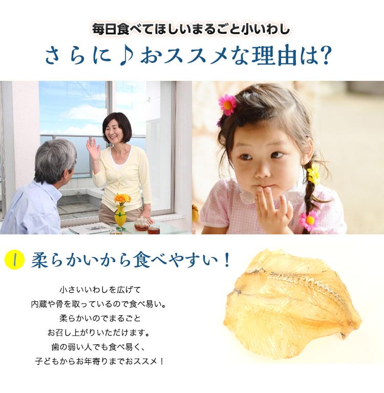 やわらか小いわし220g 【メール便・送料無料】
