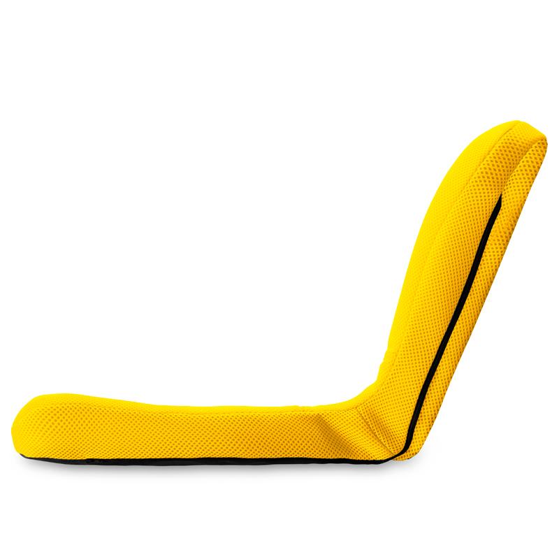 【ベストセラー】 pinto 姿勢サポートクッション イエロー(Yellow) エスリーム技術