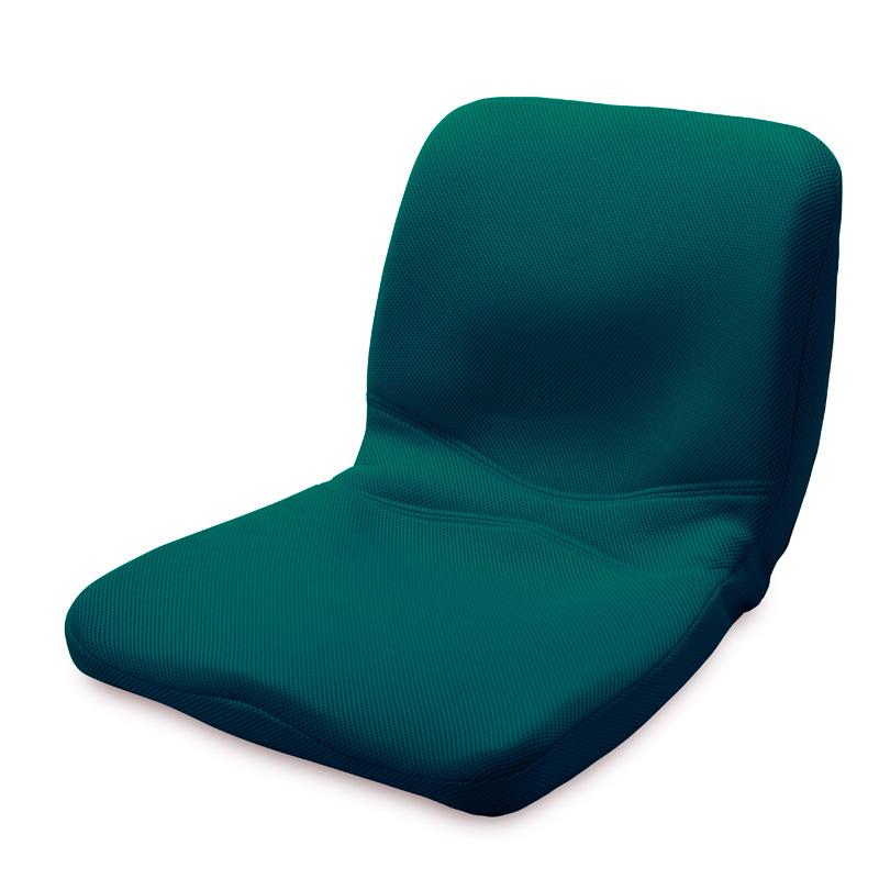 【ベストセラー】 pinto 姿勢サポートクッション 緑(Green) エスリーム技術