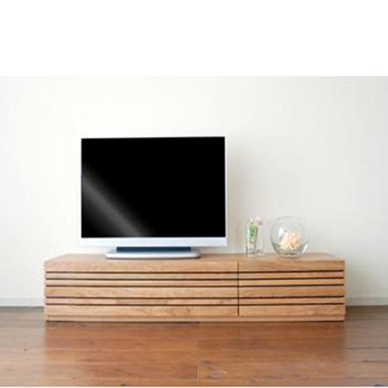 【モリタインテリア】 TVボード エルバTV150L 国内生産