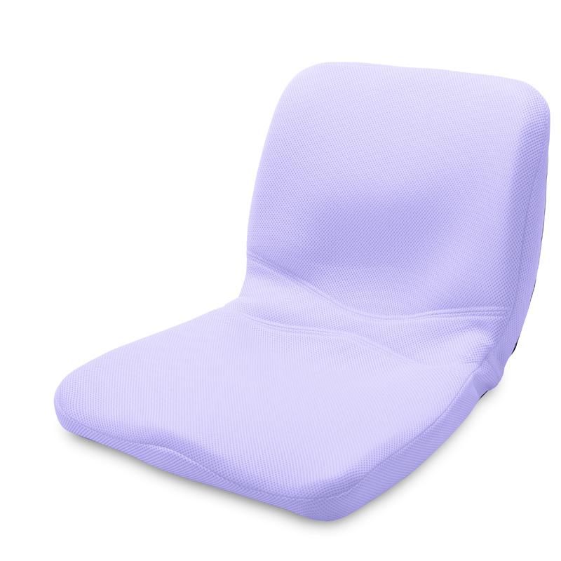 【ベストセラー】 pinto 姿勢サポートクッション ライトパープル(Light Purple) エスリーム技術