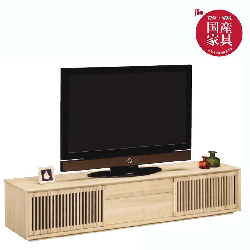 【カリモク】テレビボード ベストセラー2位 オーク材使用 QU7067ME 幅2010mm karimoku 国産家具