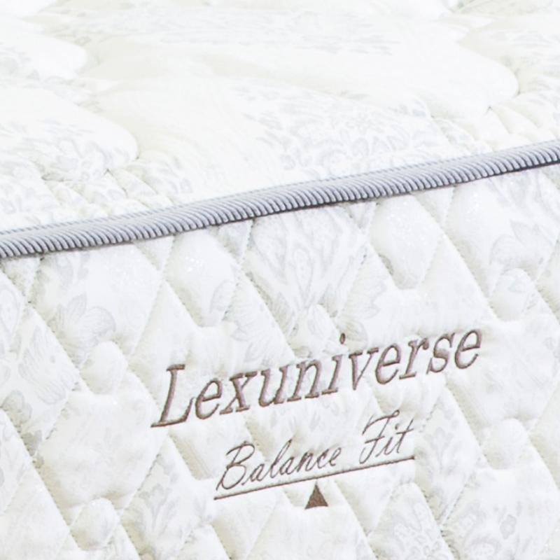 【東京ベッド】セミダブルベッドセット(レッグタイプ) リモー LG+マットレス・レックユニバース バランスフィット