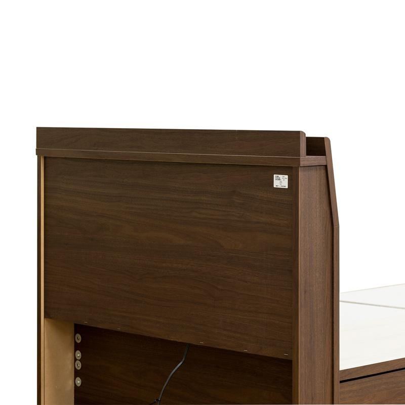 【東京ベッド】 シングルベッドセット(レッグタイプ) プレザントCLG+マットレス・インテグラグランデNo.560