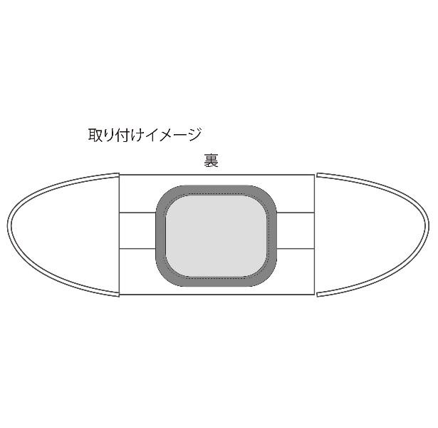 オンヨネ onyone インナーマスク 健康ケアグッズ AAA92859-WHT(ホワイト)