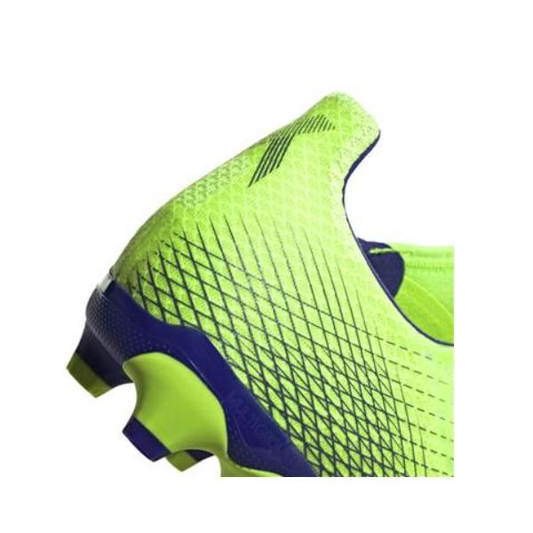 アディダス adidas エックス ゴースト.3 HG/AG サッカースパイク EG8157(シグナルグリーン×エナジーインク×シグナルグリーン)