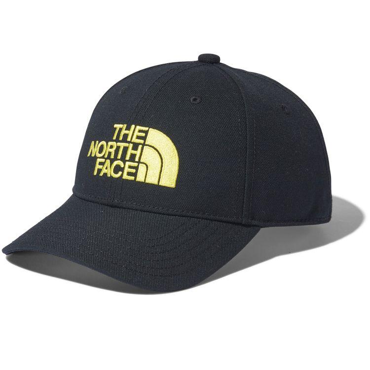 ザ・ノースフェイス THE NORTH FACE TNFロゴキャップ(ユニセックス) スポーツキャップ NN02135-LY(ライトニングイエロー)