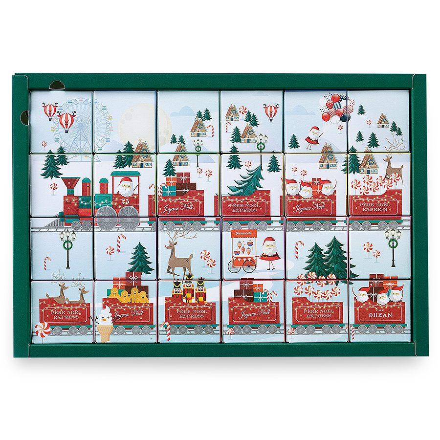 【11/6 0:00発売!クリスマス限定】クリスマスカレンダー 24個入