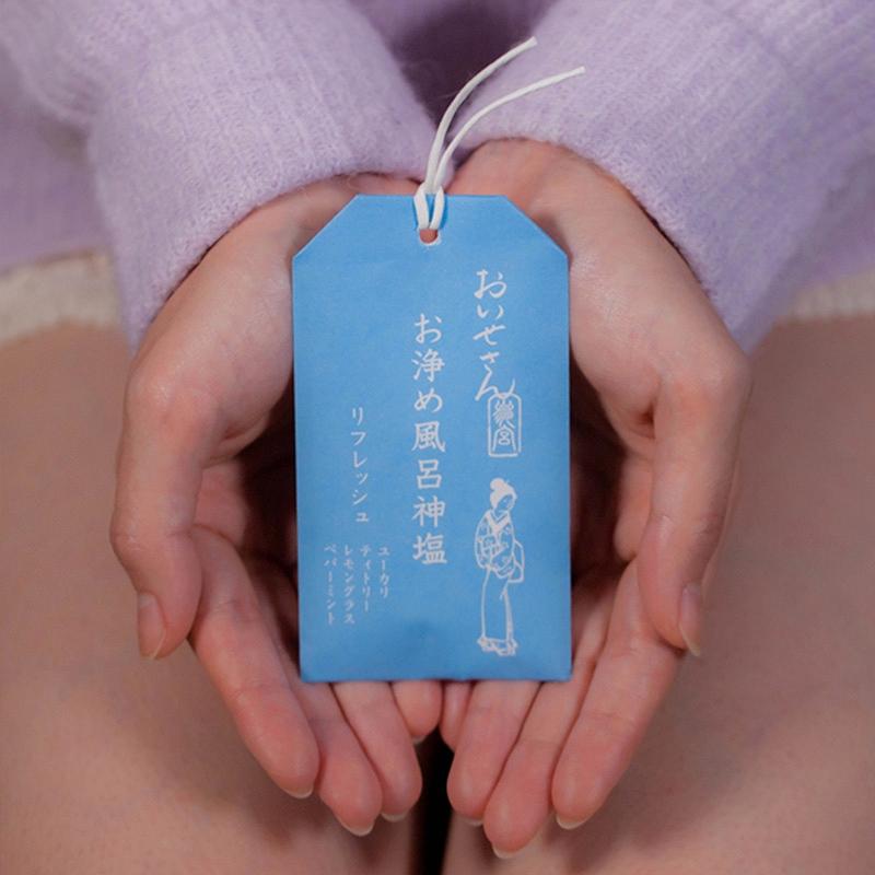 お浄め風呂神塩/リフレッシュ