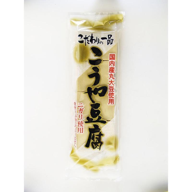 信濃雪こうや豆腐8P  65G