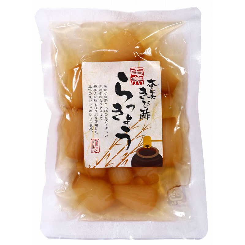 奄美きび酢らっきょう / 内容量:90g