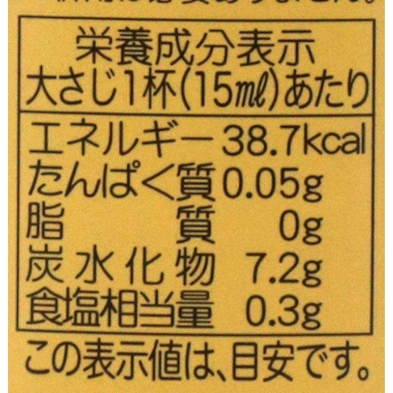 味の母(みりんタイプ) 720ML
