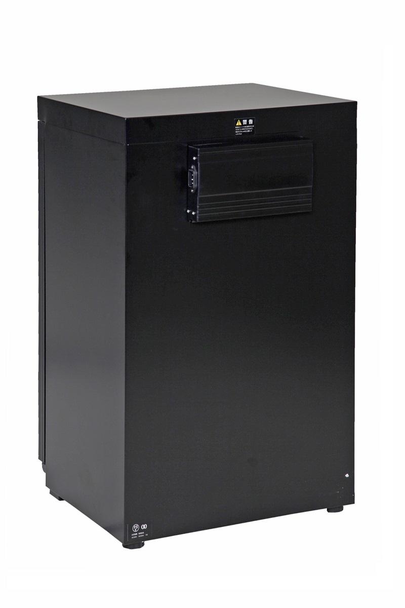大石電機 ドライキャビネット DHC-080 容量80L 棚が3個付きでスペースを有効活用・かんたん湿度設定