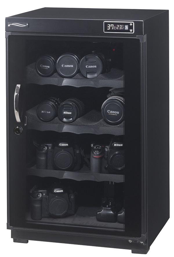 大石電機 ドライキャビネット DHC-100 容量100L シリーズベストセラー 一番売れてる大容量ハイエンドモデル