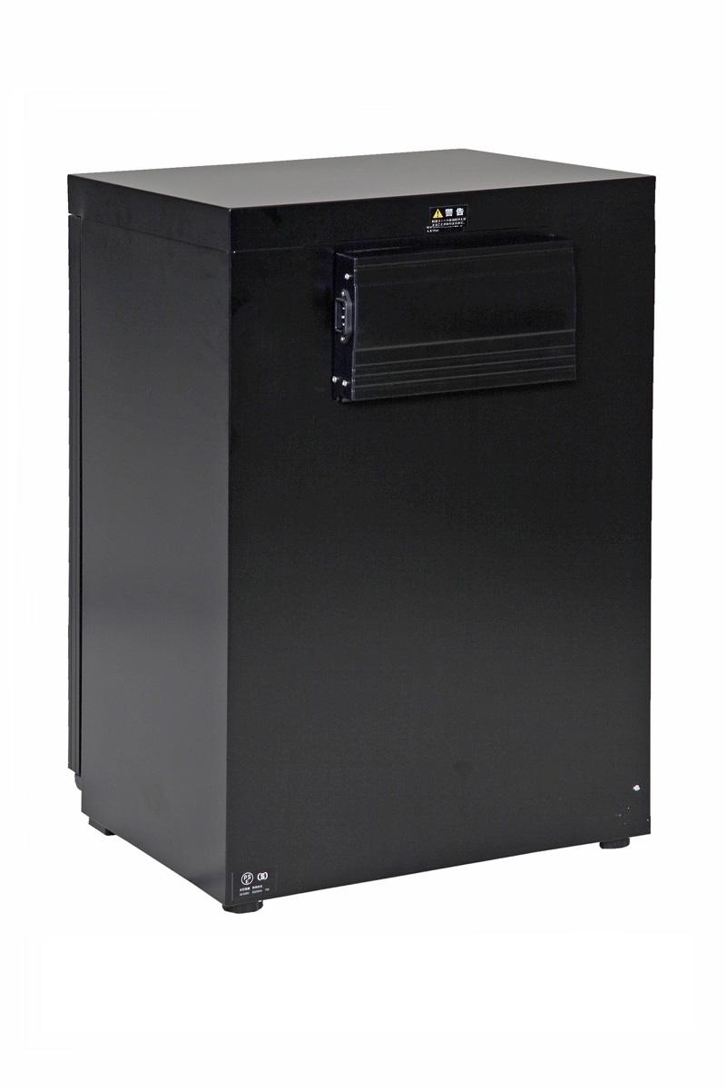 大石電機 ドライキャビネット AD-040 容量40L コンパクトでリーズナブル・デスクの上に置いても場所を取りません