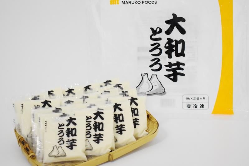 埼玉県深谷市 | 大和芋とろろ 40g×20袋 【冷凍品】