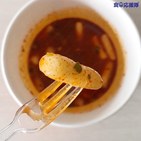 ドンウォン カップトッポギ 甘辛味