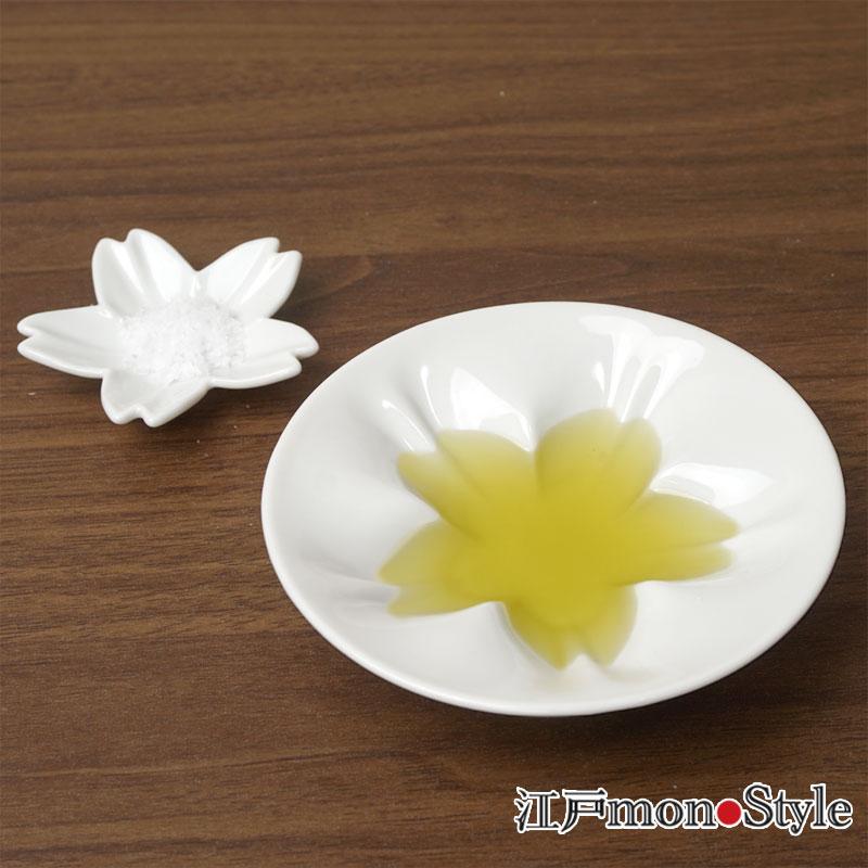 ■終了? 【九谷焼】【5組セット】さくら小皿と豆皿セット