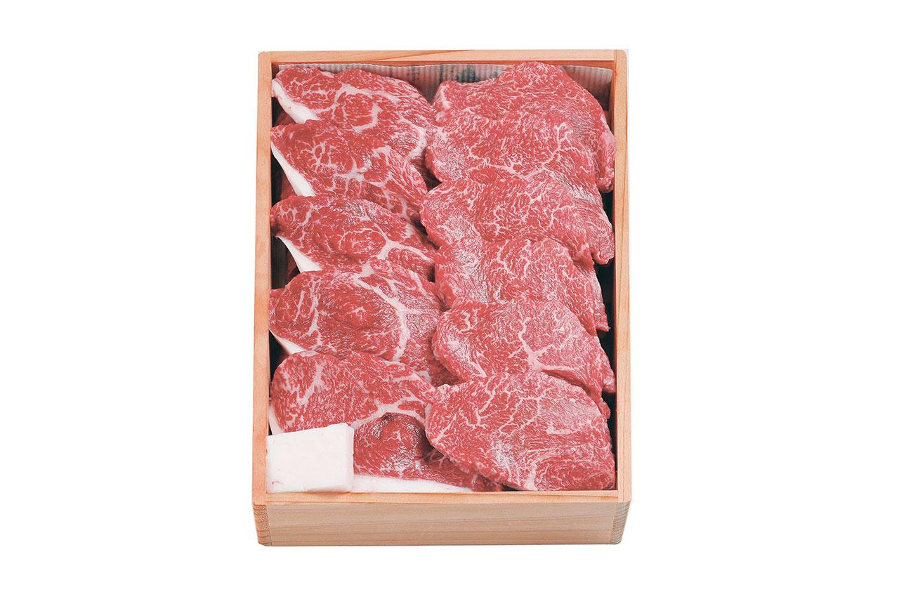 豚捨 名産伊勢肉 あみ焼き用モモ・カイノミ800g