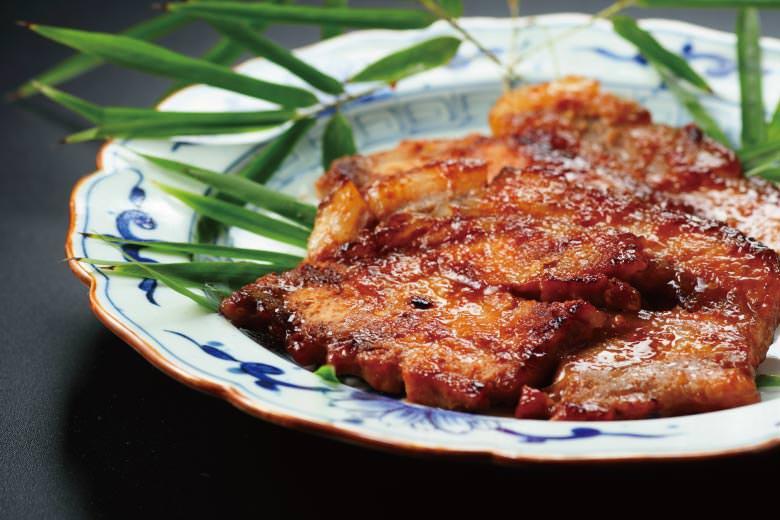 【かごしま黒豚】ロース味噌漬け&黒豚ハンバーグセット   ※送料無料