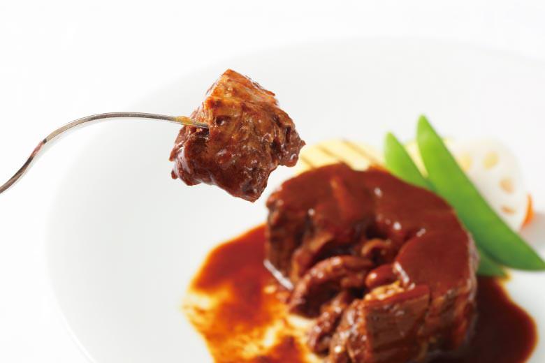 【黒毛和牛】ビーフシチュー&牛ほほ肉のワイン煮込みセット  ※送料無料