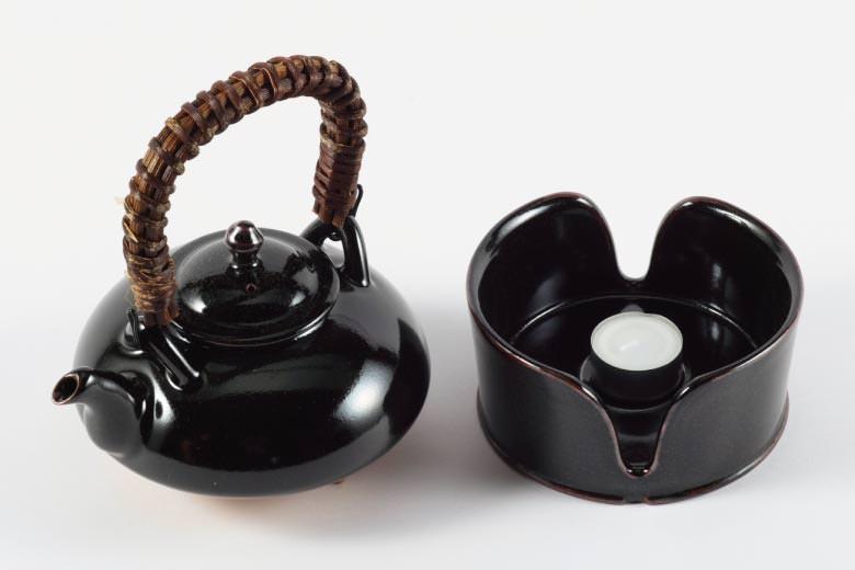 【黒薩摩】黒茶家セット  ※送料無料