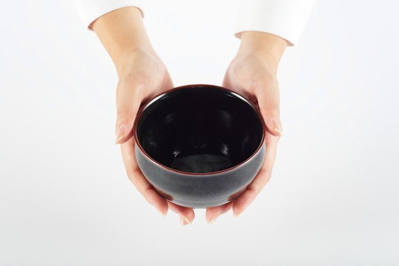 十五代沈壽官作 【薩摩焼】 抹茶碗(碗型)