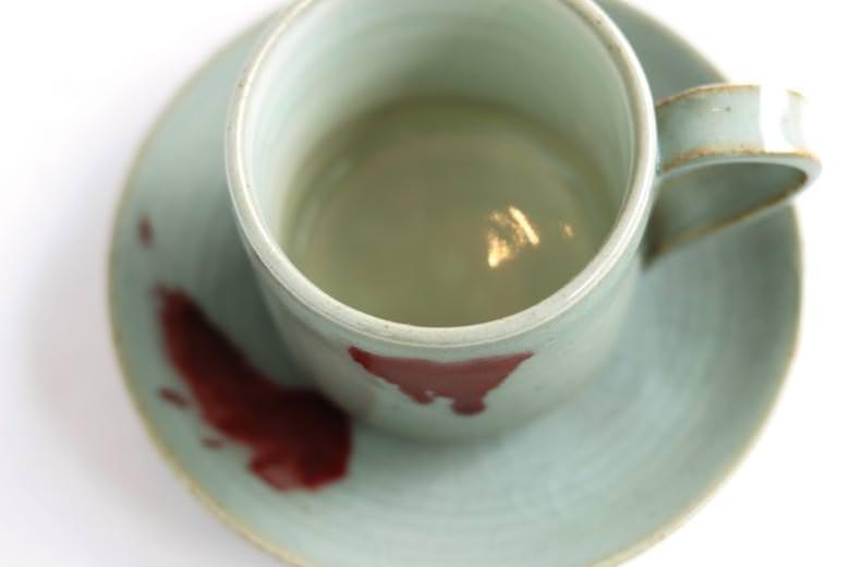 【薩摩焼】コーヒーカップ