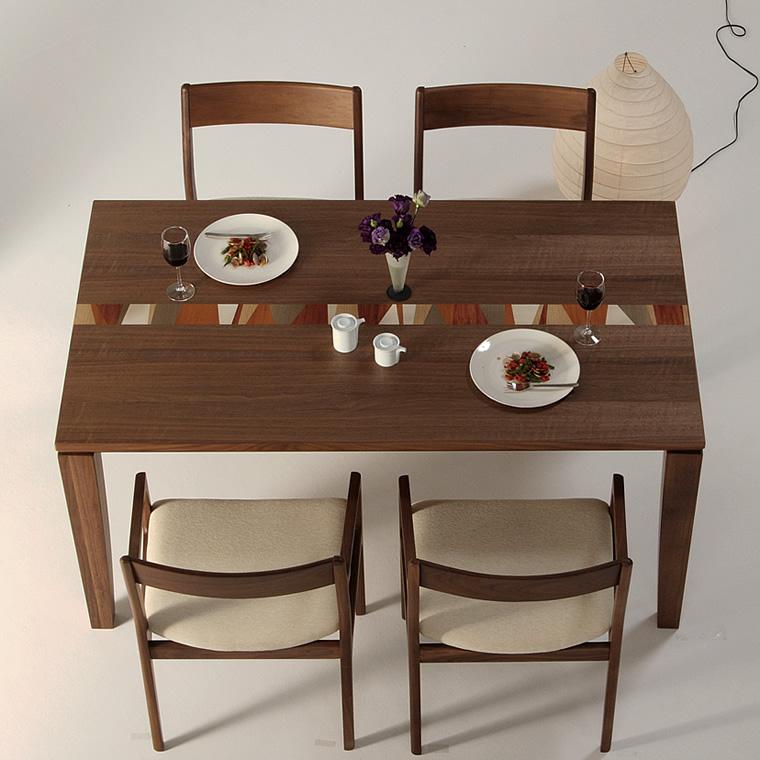 ダイニングテーブル GAGA-wa 150×85×70cm WAプラス
