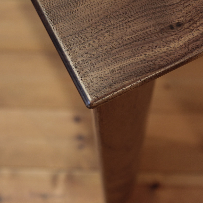 ダイニングテーブル Softedge-wa 150x85x70cm WAプラス