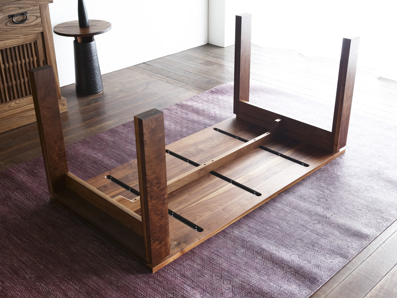 エクボ150 ダイニングテーブル ウォールナット