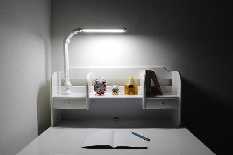 学習机用LEDライト(L字/YLED-7W)