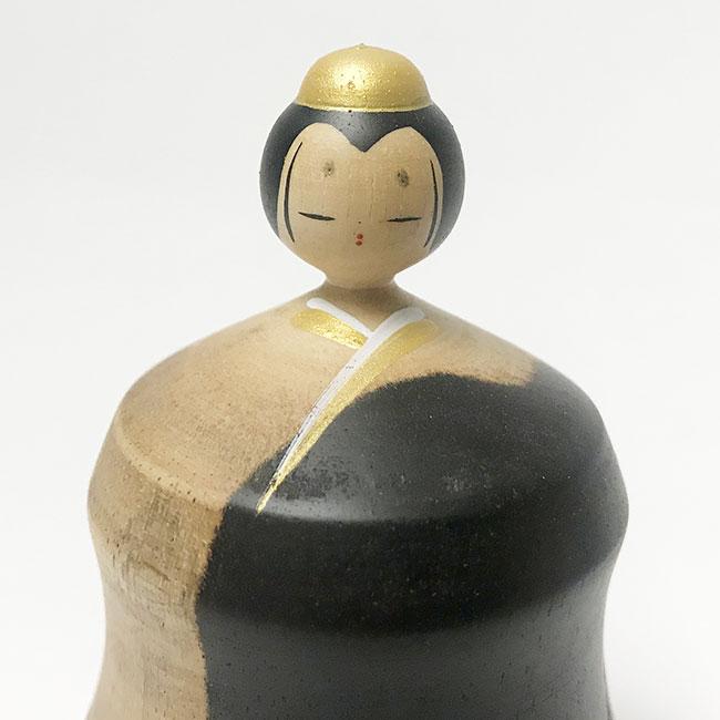 【黒柿】雛人形