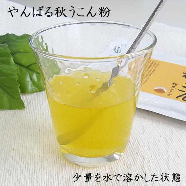 やんばる秋ウコン 粉末100g 沖縄県北部産秋ウコン使用